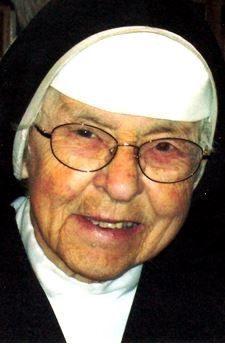 Sister M. Isidore Tomaščak, SS.C.M.,