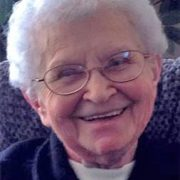 Sister M. Rosamund, SS.C.M., 96