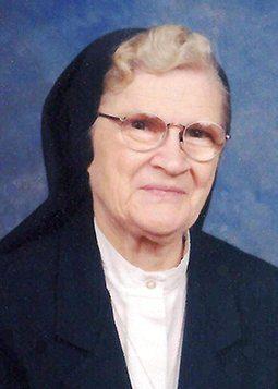 Sister M. Paulette Lendacky, SS.C.M