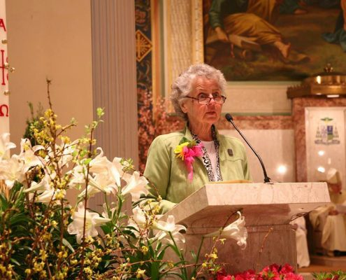 Sister Catherine Ann