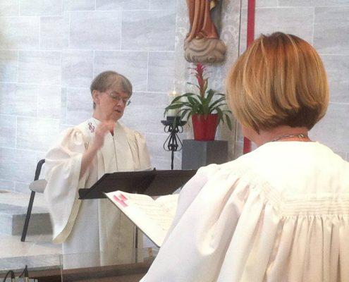Sister Virginia Dewan