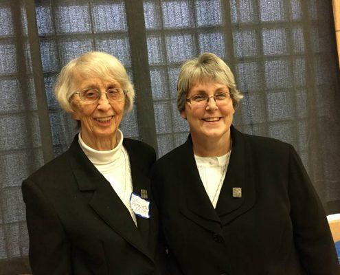 Sisters Paracleta and Deborah Marie