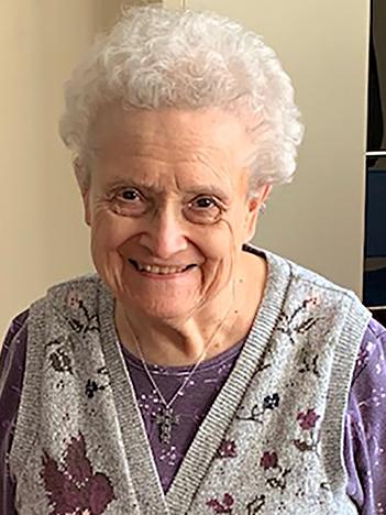 Sister Gloria Marie