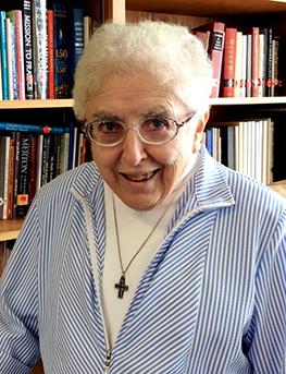 Sister Margaret Dubas