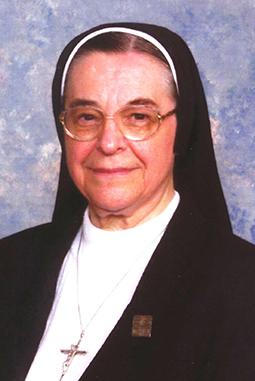 Sister M. Cabrini Steber