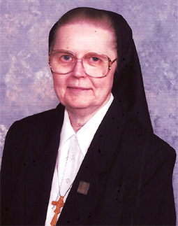 Sister M. Cyrilline Biel