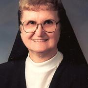 Sister Mary Gilbert Dluhy
