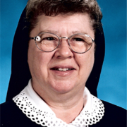 Sister Virginia Zapotocky