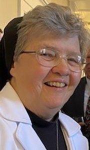 Sister Pamela Smith, SS.C.M. General Councilor