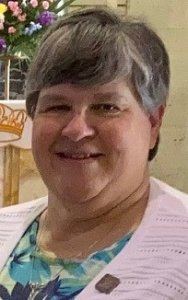 Sister Susan Pontz, SS.C.M. General Councilor