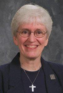 Sister Carol Ann Terlicher, SS.C.M. General Councilor